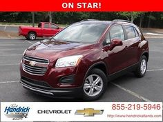 cool 2016 Chevrolet Trax FWD 4dr LT - For Sale View more at http://shipperscentral.com/wp/product/2016-chevrolet-trax-fwd-4dr-lt-for-sale/