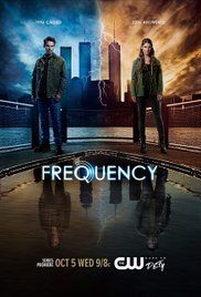 Frequency | Drama, Fantasy, Mystery | TV Series (2016– ) A police detective in 2016 discovers that she is able to speak via a ham radio with her estranged father; Frank Sullivan, a detective who died in 1996 and the two must work together to ... See full summary »