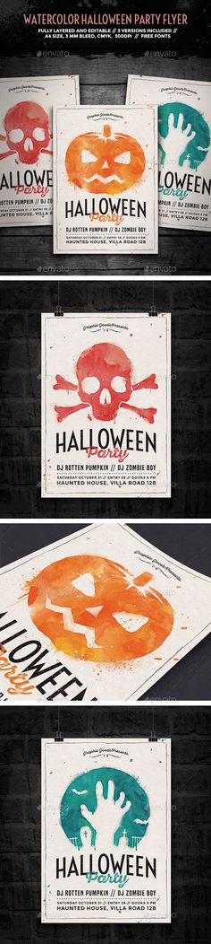 Zombie Attack Flyer Zombie attack, Font logo and Flyer template - zombie flyer template