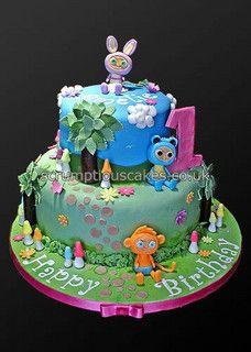 Birthday Cake (708) - Waybuloo's by Scrumptious Cakes (Paula-Jane), via Flickr