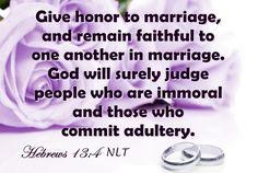 Hebrews 13:4 Hebrews 13 4, Marriage Bible Verses, Texts, Faith, God, Dios, Bible Verses About Marriage, Allah