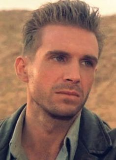 Ralph Fiennes & Kristin Scott Thomas in The English Patient (1996) by Anthony Minghella. Description from pinterest.com. I searched for this on bing.com/images