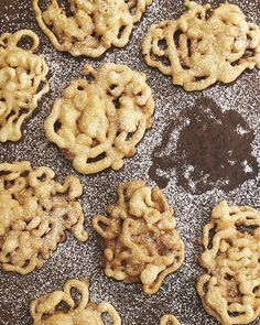 Thanksgivukkah Day 5: Funnel Cakes