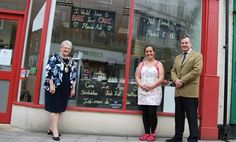 Travelling Cupcake Sales Rise with Portas Style Support