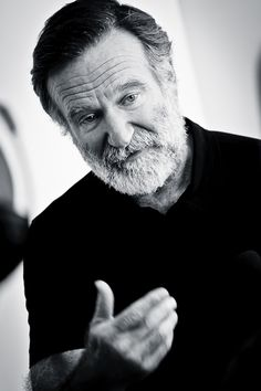Robin Williams.