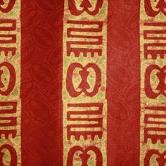 Batik Fabric Orange Adinkra Craft, Fabrics, Textiles, Beige, Orange, Sewing, Tejidos, Dressmaking, Creative Crafts