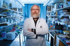 Breakthroughs in DNA technology are opening the door to a superhuman future. Genetic engineering pioneer <b>George Church</b> says we have nothing to fear