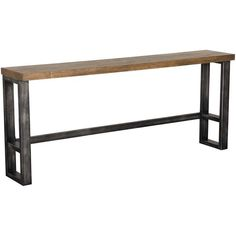 Chandler Sofa Bar Table by Simmons Upholstery is now available at American Furniture Warehouse. Shop our great selection and save! Lane Furniture, Bar Table, Bar Furniture, Rustic Sofa, Pub Table Sets, Sofa Tables, Home Decor, Rustic Sofa Tables, Vintage Industrial Furniture