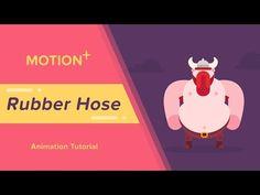 (1) Motion+ - Rubber Hose V2 Rigging Script Tutorial - After Effects - YouTube