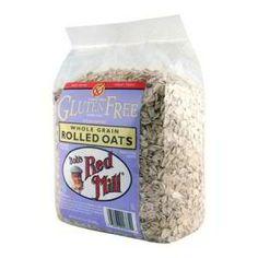 Gluten free oatmeal.