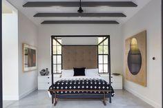 House Tour: Rachel Goddard Design Studio Farmhouse Bedroom Decor, Home Bedroom, Bedroom Ideas, Master Bedroom, Tumblr Bedroom, Bedroom Quotes, Bedroom Signs, Interior Decorating, Interior Design