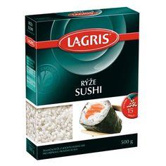 Lagris Rýže SUSHI 500 g - nakupuj na Podravka-eshop.cz