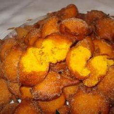 Rêves de carotte, recette portugaise (de Noël)