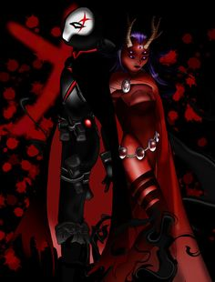 robin x raven | This Nightmare: Not-so-Basic by robin-x-raven This is f***ing AWESOME