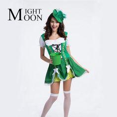 Add to shopping list MOONIGHT Women Se... http://www.alternatwist.com/products/moonight-women-sexy-costume-green-beer-girl-maid-fancy-dress-oktoberfest-promotional-uniforms-size-m-l-xl?utm_campaign=social_autopilot&utm_source=pin&utm_medium=pin