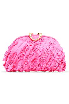 Designer Clothes, Shoes & Bags for Women Summer Purses, Summer Handbags, Pink Handbags, Shabby Chic Colors, French Women Style, Pink Gloves, Pink Bubbles, Pink Scarves, Pink Fashion