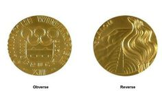 Olympic Medals 1976 Innsbruck
