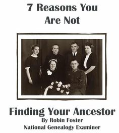 Six genealogy secrets found in the library's vertical file