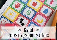 ☆ GRATUIT ☆ Petites images pour les enfants à imprimer - Free Printable - Tête de Coucou