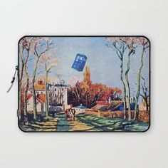 Tardis Flying With People Walking - $36