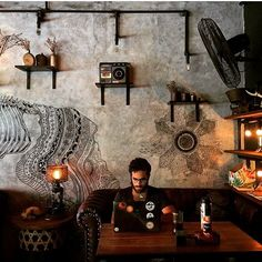 Nice find by @radnomad - The Moose Espresso Bar Bali - -  Download our app to discover the best spots to work on your next idea. #workhardanywhere