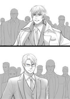 Russia & America