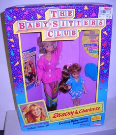 Vintage REMCO The Babysitters Club Stacey doll (Doll only)