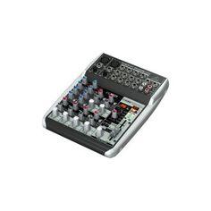Behringer Xenix QX1002 USB $149.99  #mixer #behringer #xenix