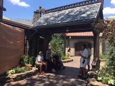 The new Frozen Ever After attraction and accompanying meet and greet area Royal Sommerhus is to open in just a couple of weeks on June 21st at Epcot. Recently the construction walls came down to re...