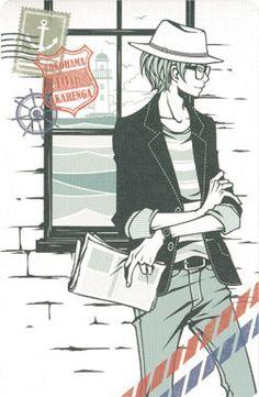 ワカマツカオリ ポストカード No.069 - FEWMANY ONLINE SHOP Online Shopping, Drawings, Illustration, Anime, Pictures, Fictional Characters, Boys, Drawing Drawing, Photos