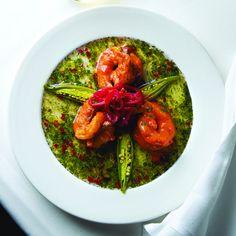 Commander's Palace Shrimp & Tasso Henican | SAVEUR best appetizer