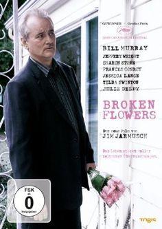 Broken Flowers Blumen für die Ex  2005 USA,France      IMDB Rating 7,2 (52.875)  Darsteller: Bill Murray, Julie Delpy, Heather Simms, Brea Frazier, Jarry Fall,  Genre: Comedy, Drama, Mystery,  FSK: o.Al.