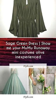 """""""Sage Green Dress, that is the subject of this week... Good afternoon my dear follower. We have compiled these four Sage Green Dress pictures from 420+ awesome ideas for you. While doing this, We paid attention to the fact that there are designs that can be viral in 2020 and many more. Please click on the 'Read More' button to get the rest of the content associated to the Sage Green Dress... Sage Green Dress, Olive Green, Dress Picture, Rest, Content, Costumes, Button, Mini, Awesome"""
