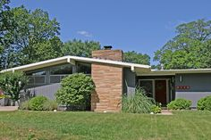 mid century modern ranch | The Mid-Century Modern Art & Architecture of Kansas City - B.E.L.T ...