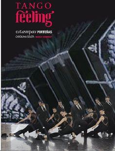Afiche Tango Feeling