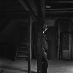 Otto Frank (Anne Franks father) - Arnold Newman
