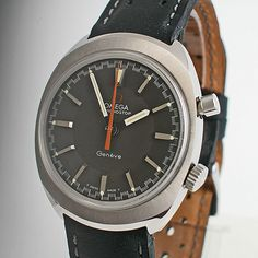 FRATELLO: Four Vintage Omega Watches Under $1,000---  As collecting vintage Omega watches — especially the Seamaster and Speedmaster models — gets more popular, prices have gone up drastically over the last decade. However, it is still possible to get other interesting watches under $1,000. Many are in the Constellation collection, once Omega's flagship model. The collection goes back to 1952 and Constellation watches are praised for their precisechronometer movements.