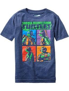 Boys Teenage Mutant Ninja Turtles™ Tees Old Navy