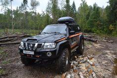 My 4x4: 2007 Nissan Patrol