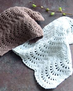 Bølge kluden | Eponas dagbog Crochet Towel, Crochet Dishcloths, Diy Crochet, Crochet Crafts, Crochet Projects, Crochet Baby, Crochet Cushions, Crochet Kitchen, Knitted Blankets