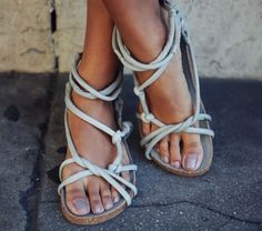 ☆ Sincerely Jules (FreePeople Sandals)