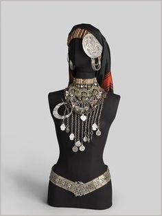 The Jewellery of Jewish Women in Libya | © The Israel Museum, Jerusalem