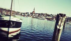 Harbour at Flensburg http://meerblog.de