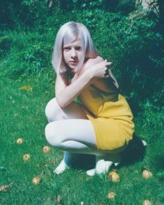 """Debut EP """"Running With The Wolves"""" / not actually Aurora Aurora Aksnes, Scarlett Johansson, Line Of Best Fit, Mod Girl, Indie, Pure Products, Celebrities, Pictures, Photography"""
