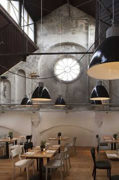 Restaurant Mercat Amsterdam by Concrete Architectural Assiocates ♡ #interiordesign l Innsides