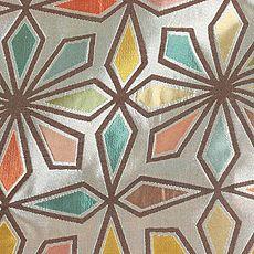 Marakesh Collection - Tangerine, Highland Court fabrics