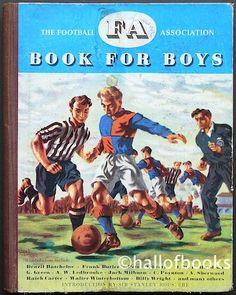 The Football Association Book for Boys 1950-51 - Various