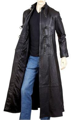 Trench Coat For Men Full Length