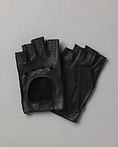Dunhill Leather Gloves