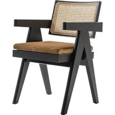 This additional cushion with feather band will bring comfort and elegance to the famous 051 Capitol Complex office chair. Pierre Jeanneret, Le Corbusier, Armless Chair, Sofa Chair, Armchair, Chandigarh, Outdoor Chairs, Outdoor Furniture, Outdoor Decor